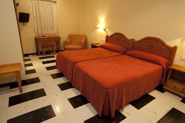 Hotel Los Rosales - фото 9