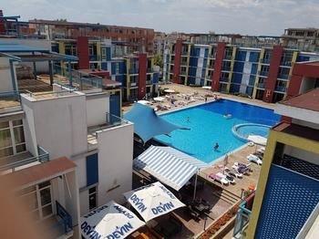 Elite 4 Sunray Apartments - фото 50