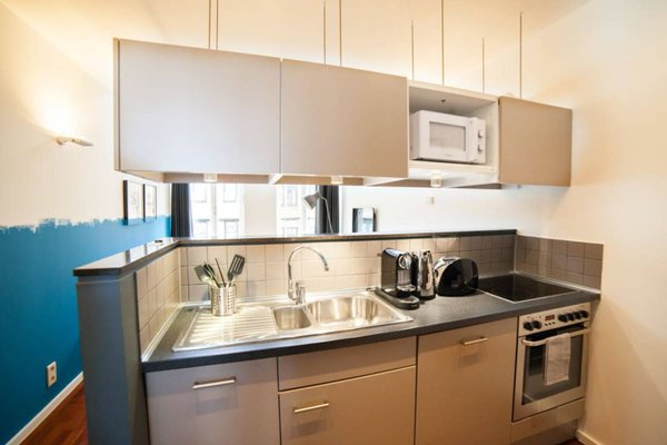 Sweet Inn Apartments - Brasseurs - фото 22