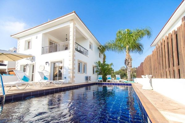 Oceanview Villa 137 - фото 50