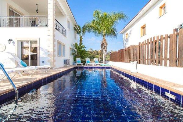 Oceanview Villa 137 - фото 18