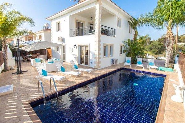 Oceanview Villa 137 - фото 20