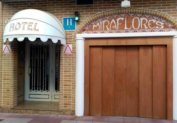 Hotel Miraflores - фото 2
