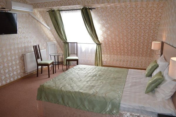 Отель Vista - фото 1