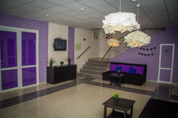 Отель Vista - фото 20