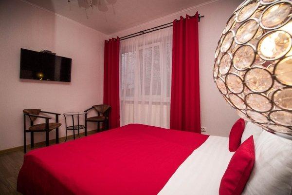 Отель Vista - фото 5