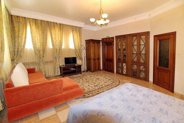 Отель Беркут - фото 1