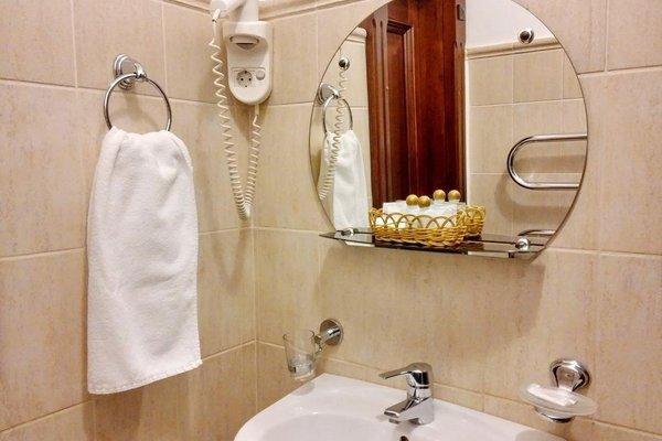 Отель Беркут - фото 11