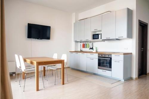 Apartments Fenix Deluxe - фото 13