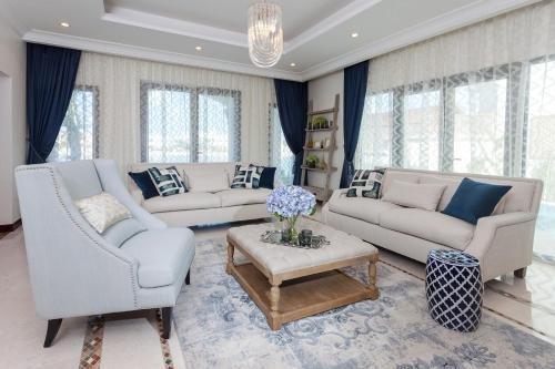 Nasma Luxury Stays - Frond M, Palm Jumeirah - фото 5