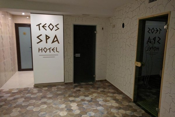 Family Hotel Teos - фото 5