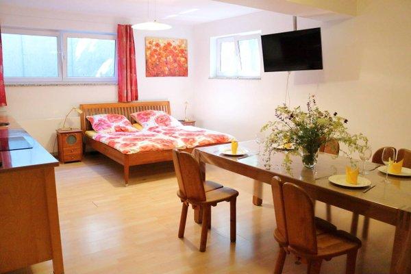 Апартаменты «Grosszugige Souterrainzimmer», Мюнхен