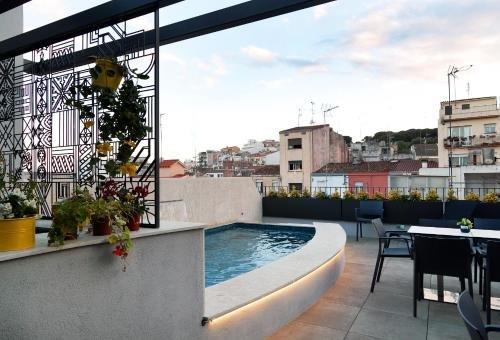Vila Arenys Hotel - фото 21