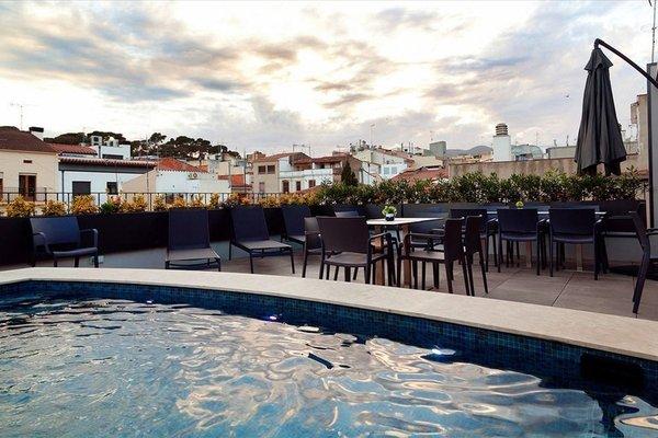Vila Arenys Hotel - фото 22