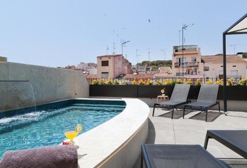 Vila Arenys Hotel - фото 23