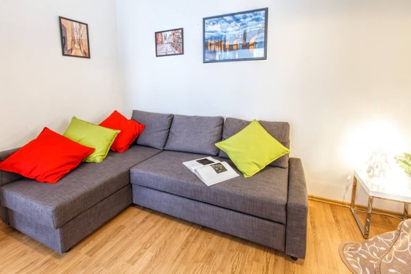 Modern Apartment Zitna - фото 12