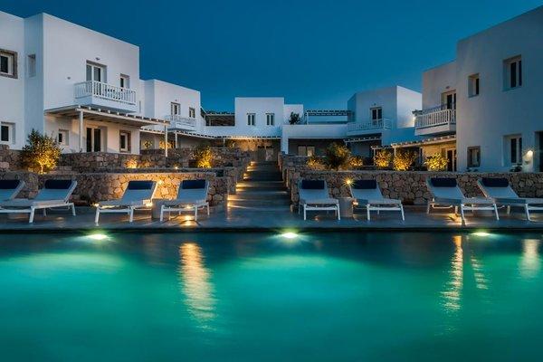 Milos Breeze Boutique Hotel - фото 21