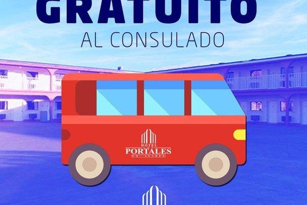 Hotel Los Portales - фото 1