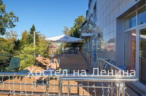Хостел на Ленина - фото 21