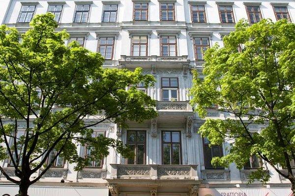Vienna City Apartment - фото 36