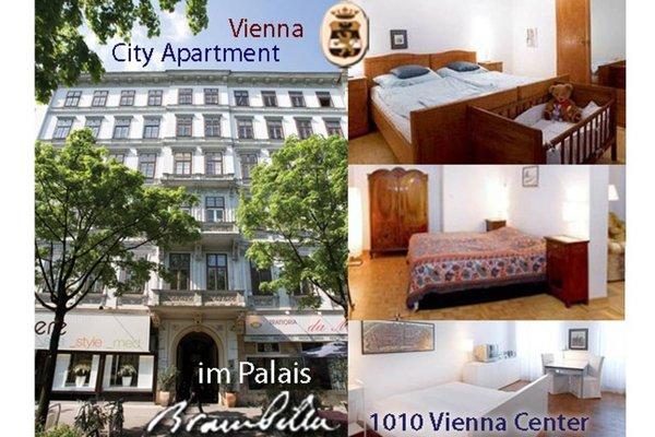 Vienna City Apartment - фото 22