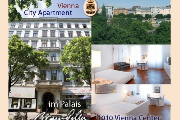 Vienna City Apartment - фото 23