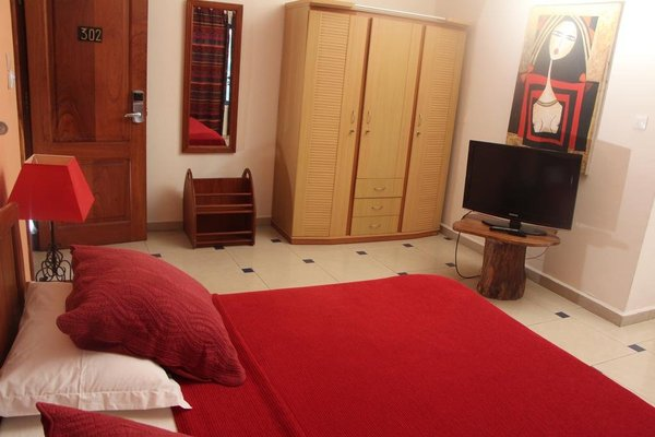 Residence Hotel le Flamboyant - фото 10