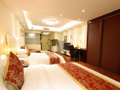 Guangzhou Boman Apartment Zhengjia Huanshi Branch - фото 6