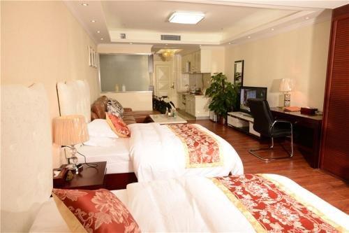 Guangzhou Boman Apartment Zhengjia Huanshi Branch - фото 1