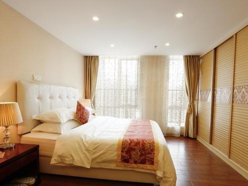 Guangzhou Boman Apartment Zhengjia Huanshi Branch - фото 2