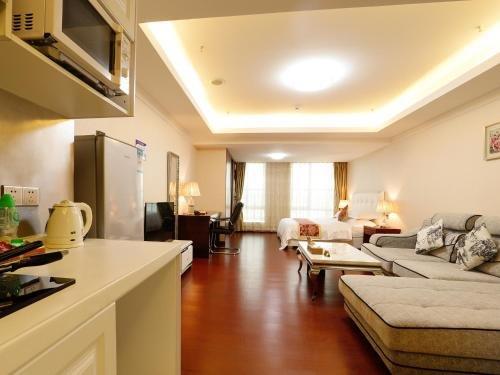 Guangzhou Boman Apartment Zhengjia Huanshi Branch - фото 3