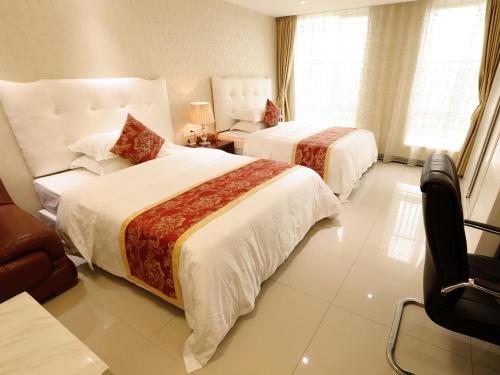 Guangzhou Boman Apartment Zhengjia Huanshi Branch - фото 4