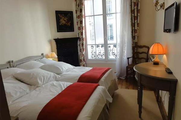 2 rooms - next to the Eiffel tower - Trocadero - фото 24