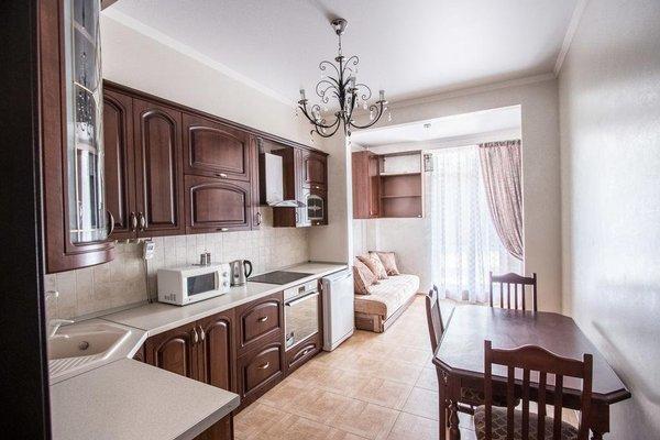 Apartment on Krymskaya 19 liter E - фото 7