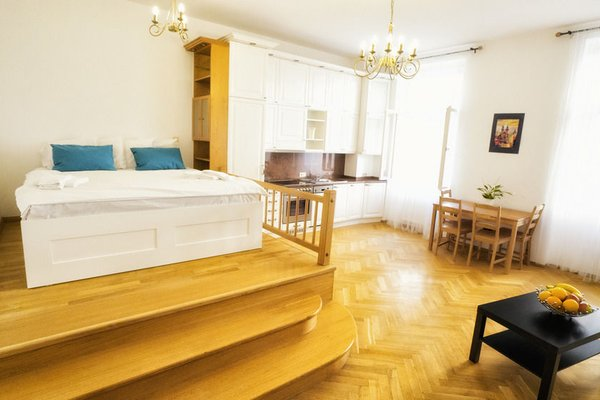 Apartment by the Old Town Square - фото 1