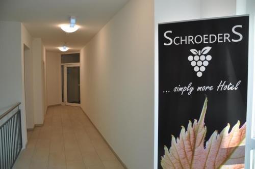 Schroeders Wein-Style-Hotel - фото 16