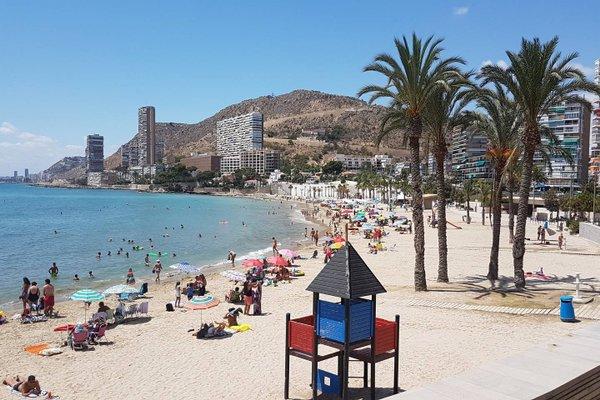 Apartamento Gafner 7 (Playa Albufera) - фото 10