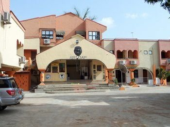 Abidap Hotel and Suites International - фото 23