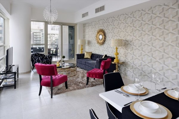 Dream Inn Dubai Apartments - Al Sahab - фото 4