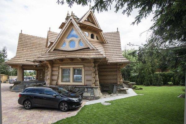 Villa Belweder - фото 23
