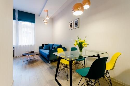 Central Krak Apartments - фото 8