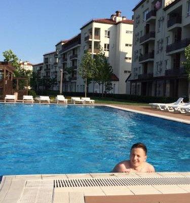 Apartments on Parysnaya - фото 15
