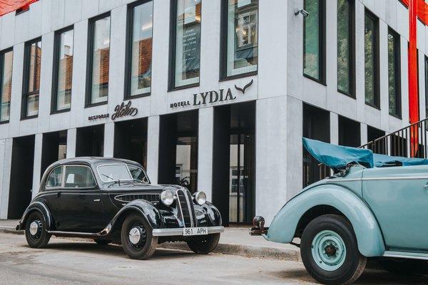 Lydia Hotel - фото 20