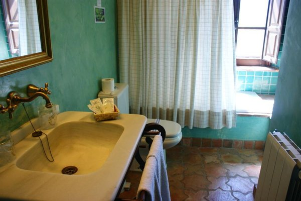 Hotel Cueva del Gato - фото 7