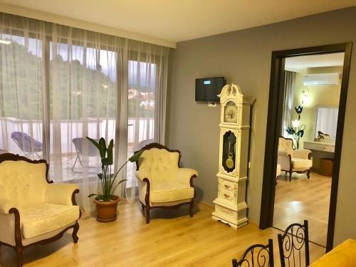 Гостевой дом Holiday House Green Cape Batumi - фото 9