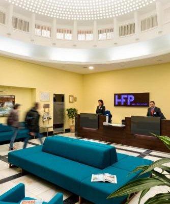Hotel de Francia y Paris - фото 13