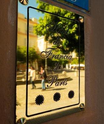 Hotel de Francia y Paris - фото 15