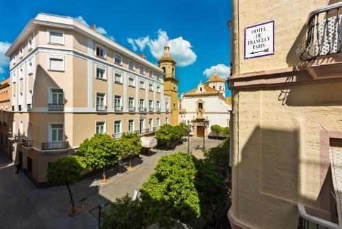 Hotel de Francia y Paris - фото 17