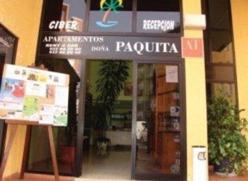 Гостиница «DONA PAQUITA», Лос-Льянос-де-Аридане
