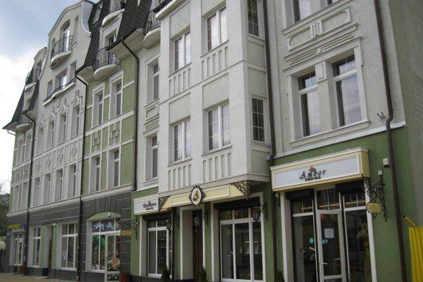 Apartment Kurortny prospekt 14 - фото 20